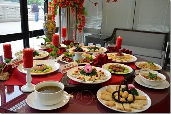 禮敬大廳二樓推出「新春闔家餐」,是您佛館走春團圓新選擇。