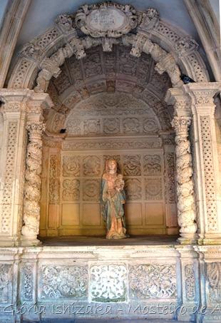 Glória Ishizaka - Mosteiro de Alcobaça - 2012 - 8
