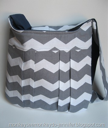 chevron gray and yellow bags (9)