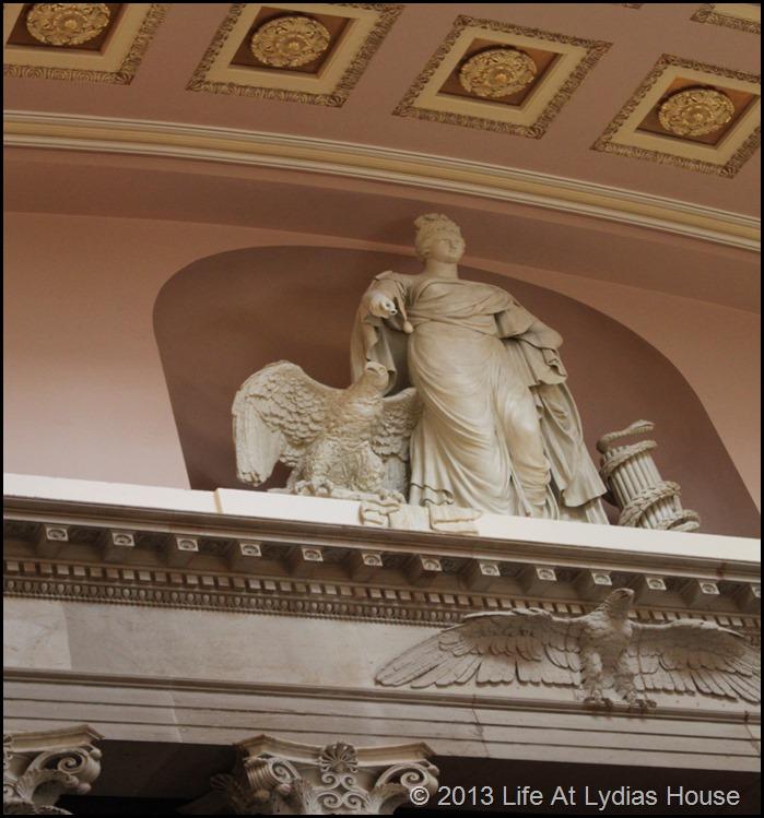 Capitol statuary