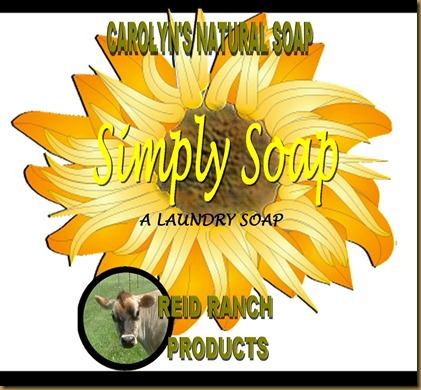 Simply Soap Label web