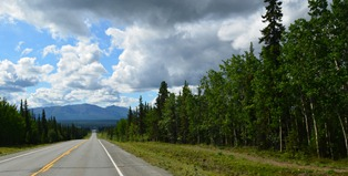 Richardson Highway to Valdez
