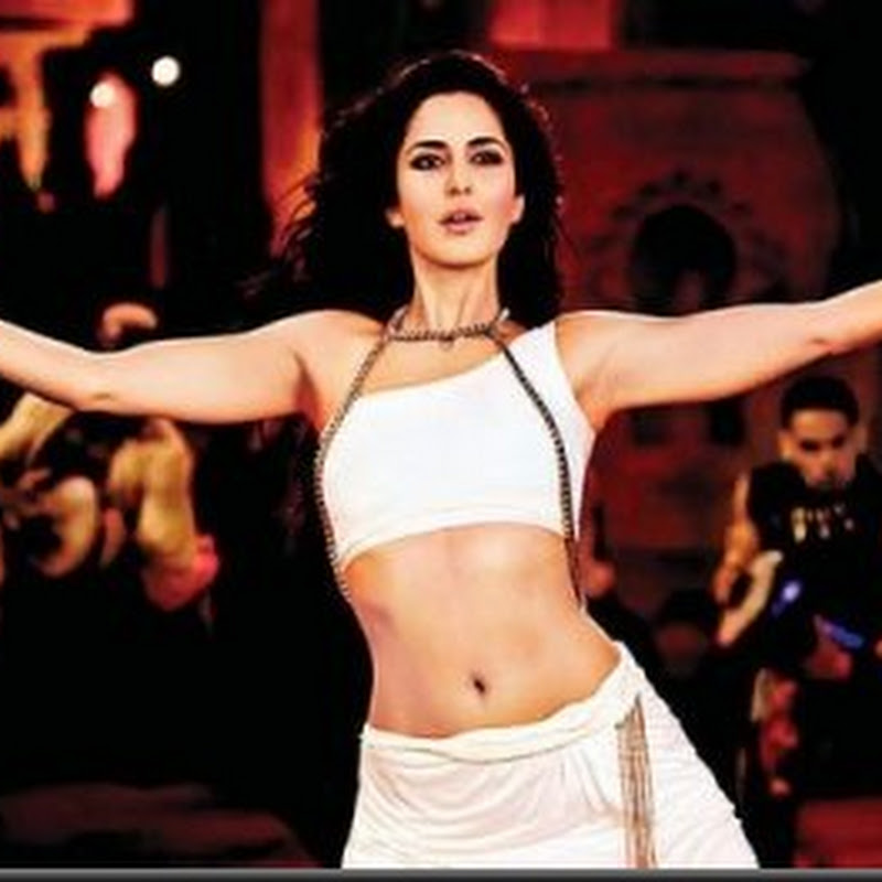 Katrina Kaif's acro style dancing in Dhoom 3!