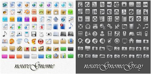 nouveGnome - nouveGnomeGray