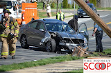 Car Into Pole In Front Of 164 East Eckerson Rd - DSC_0048.JPG