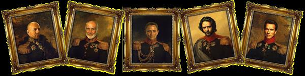 Replaceface : personalised portraits : Généraux