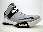 nike zoom soldier 6 tb grey black 1 07 4 x Nike Zoom Soldier VI Team Bank: Black, Navy, Green &amp; Red