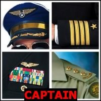 CAPTAIN- Whats The Word Answers
