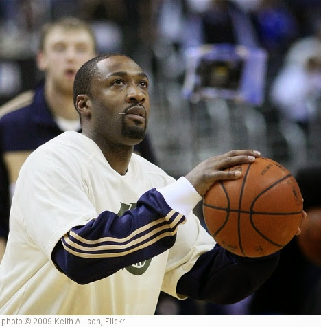 'Gilbert Arenas' photo (c) 2009, Keith Allison - license: https://creativecommons.org/licenses/by-sa/2.0/