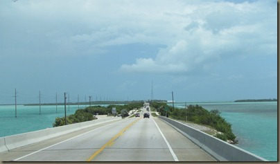 leaving the keys