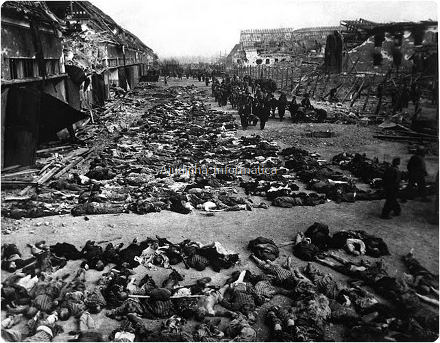 O Holocausto nazista na segunda guerra!