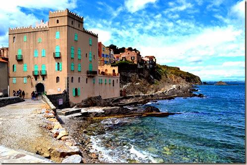 Le charme de Collioure.(El encanto de Collioure)
