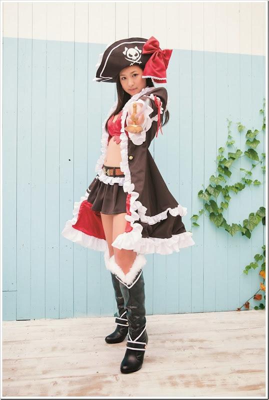 Queen's Blade The Live Captain Liliana Sayama Ayaka Edition 11