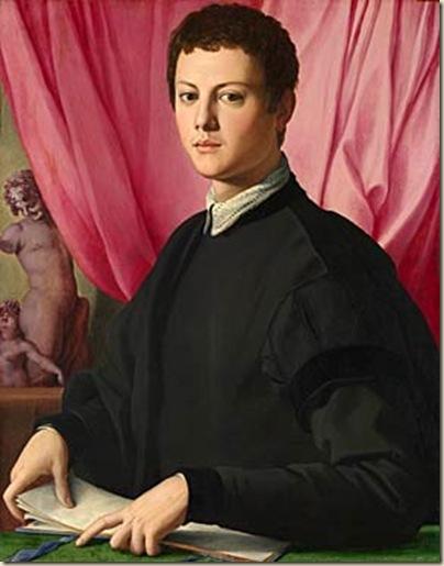 Bronzino, Portrait d'homme