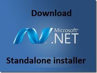 dot net framework offline installer