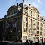 de bijenkorf shopping mall amsterdam in Amsterdam, Noord Holland, Netherlands