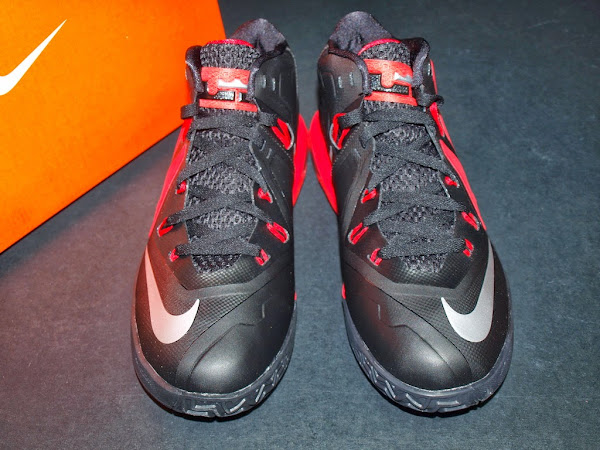 Nike Ambassador VI 8211 Black  Red 8211 Available in Asia