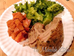 Pork Tend-Broccoli-PumpkinAppleCranb