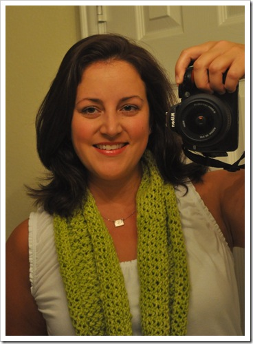 green cowl finished