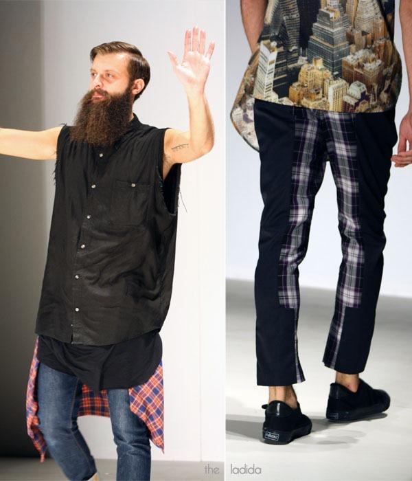 MBFWA - The Innovators - Paul Scott Menswear - Fashion Design Studio (4)