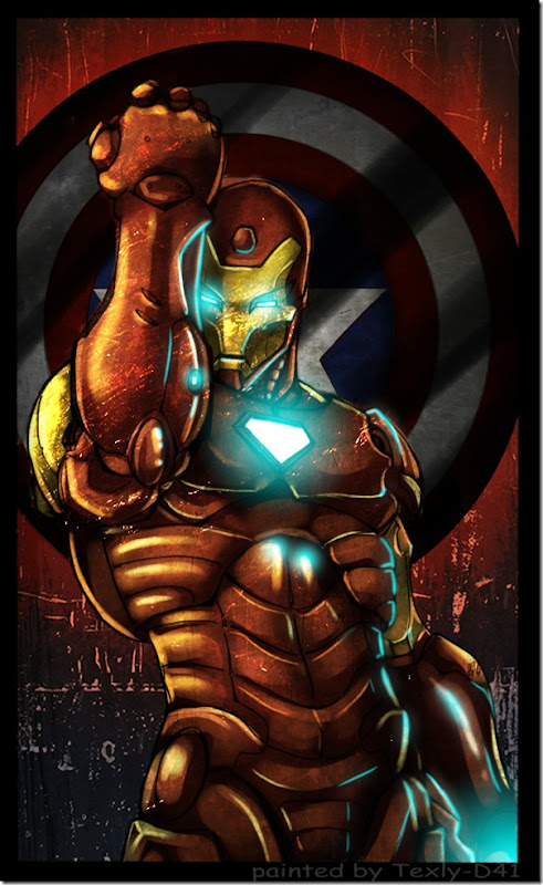 Iron man ,Anthony Edward ,Tony Stark (9)