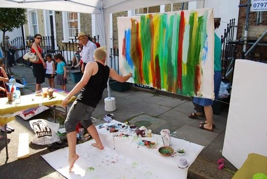 jamesbell alma streetfair 2012