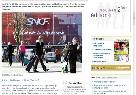 SNCF idèa d'avança