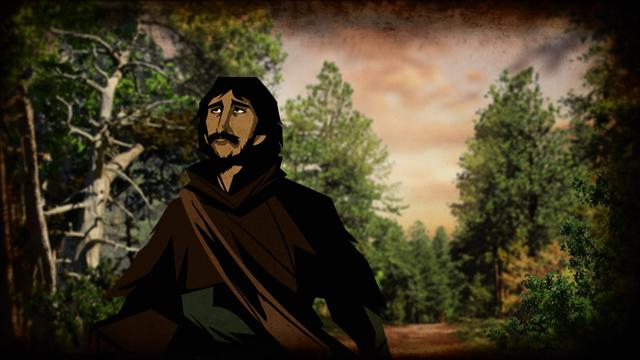 La animación tiene excelentes valores de producción