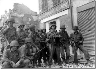 Fotos engraçadas da Segunda Guerra Mundial (11)