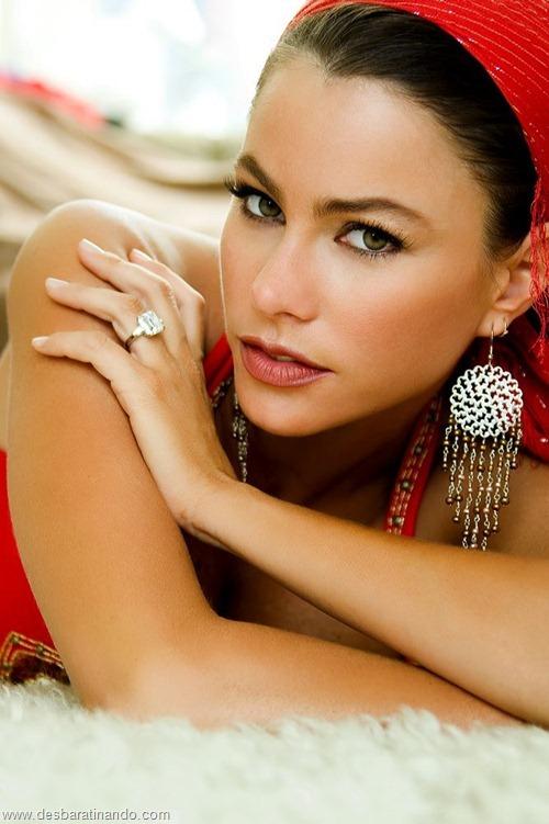 sofia vergara linda sensual sexy sedutora hot photos pictures fotos Gloria Pritchett desbratinando  (28)