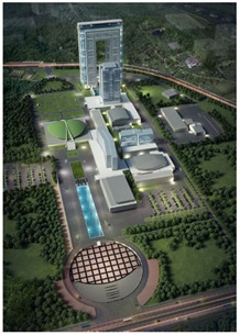 dari gedung yang megah ini lah perudangan kita dirancang, dibuat dan disah kan