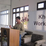Jinnah Public Library, Sahiwal Khudi workshop at