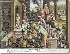 A-Sugar-Mill-And-The-Production-Of-Sugar-Loaves,-Plate-14-From-Nova-Reperta-New-Discoveries-Engraved-By-Philip-Galle-1537-1612-C.1600-2