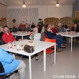 FNV huldigt jubilarissen in de Binding - Foto's Freddy Stötefalk