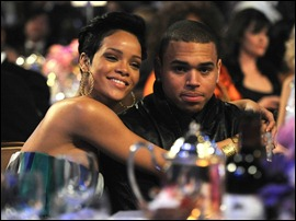 Rihanna e Chris Brown 2