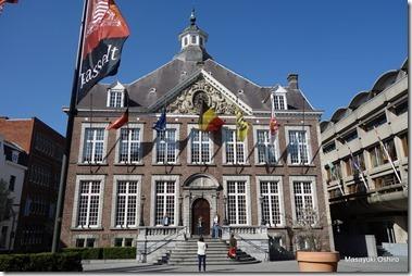 ハッセルト市庁舎