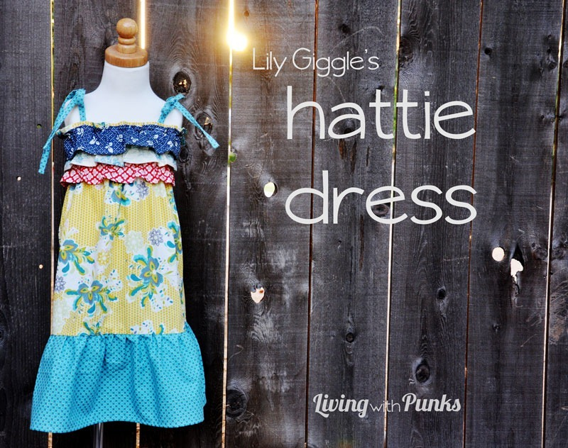 Hattie Dress pattern