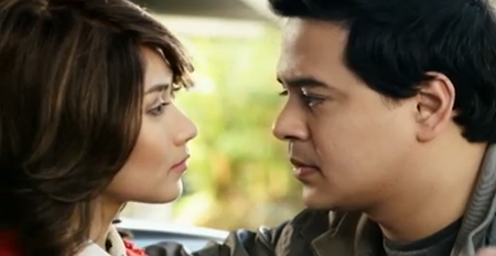 Sarah Geronimo and John Lloyd Cruz in It Takes A Man And A Woman