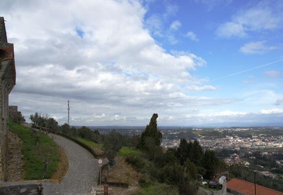 Ourém - vista do Castelo 4