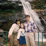 1986 - Viagem de Fátima ao Brasil