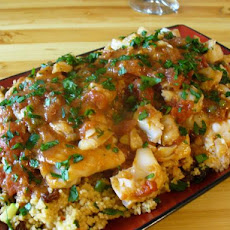 Fish Tagine With Tomatoes, Capers, and Cinnamon