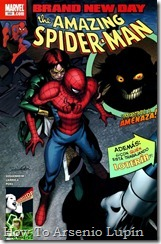 P00005 - Brand New Day 05 - Amazing Spider-Man #550
