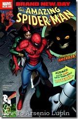 P00005 - Brand New Day 05 - Amazing Spider-Man #550