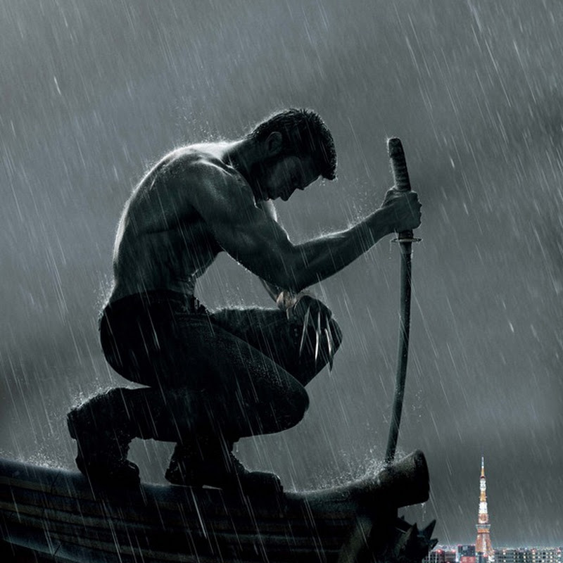 The Wolverine Poster is Out!