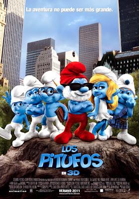 Ver Pelicula Los Pitufos Online Gratis (2011)