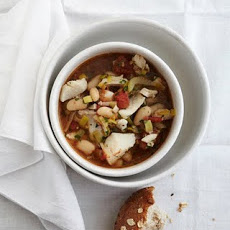 Cod & White Bean Stew
