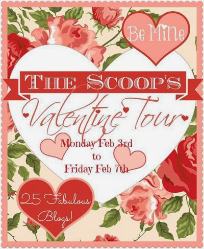 Valentine Blog Tour, Decor, DIY, Crafts and More!