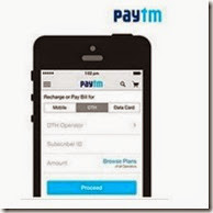 Mobile Recharge offer : Rs. 43 cashback on Rs. 100 @ Paytm
