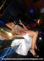 Stripper Rafael Azeredo e Sra Kasadinha Levada