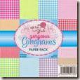 ScrapEmporium_Pacote de Papel 6x6 Gorgeous Ginghams-WRStudio_PP020